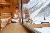 Sauna mit Ausblick / Bildquelle: Hotel Klausnerhof