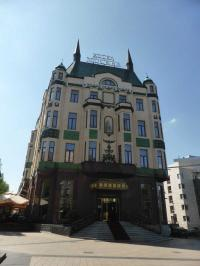 Hotel Moskva Belgrad/Serbien mit Spa für Leisure & Business