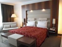 Geld verdienen mit Betten und Markenmatratzen - finanzieren Sie Investitionen nachträglich über den Verkauf Ihrer Betten und Matratzen an den Gast! / Foto aufgenommen im Hotel Palace - Bildquelle: Sascha Brenning - Hotelier.de