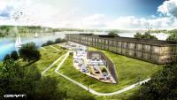 Rendering ® Hotel & SPA am Bostalsee / GRAFT Gesellschaft von Architekten mbH