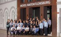 Zur Eröffnung feierte das ganze Team des Hotel Hafen Flensburg. / Bildquelle: Hotel Hafen Flensburg