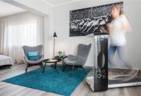 Lobby und Themenzimmer weisen den Weg in das neue Markenerlebnis im Hotel HerzogsPark / Bildquelle: Hotel HerzogsPark