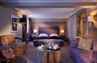 ...mit Hotelzimmer...