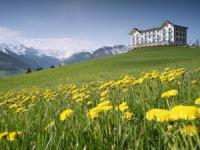 """Hotel Villa Honegg, Gewinner des PRIX BIENVENU in der Kategorie """"Luxushotels"""" / Copyright by: Hotel Villa Honegg"""