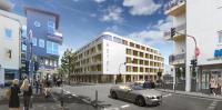 Bild Neues IBB Hotel Ingelheim; Bildquelle: Pg Rückert-Straße GmbH & Co. KG