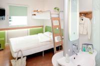 Zimmer in einem ibis Budget Hotel / Bildquelle: Accor Hospitality Germany GmbH