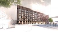 ibis Styles Hamburg-Barmbek Visualisierung / Bildquelle: Schenk+Waiblinger Architekten
