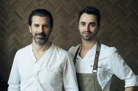 Andreas Caminada und Silvio Germann / Bildquelle: Restaurant IGNIV