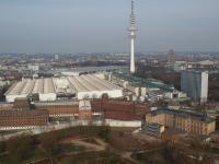 Still ruht die Internorga aus dem 23. Stock des Emporio-Hochhaus. Der Eindruck täuscht, denn... / Bildquelle: Alle Sascha Brenning - Hotelier.de