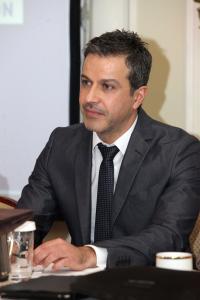 Bild: Iossif Parsalis, Managing Director von MARKETING GREEC, Bildquelle Wilde.de