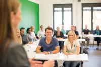 IST Seminarsituation / Bildquelle: IST-Hochschule für Management GmbH