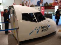 Selbst fliegen: Ab in den Flugsimulator des Hannover Airports