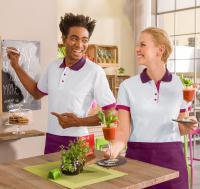 Piqué-Shirt ORLANDO für Frauen und Herren / Bildquelle: Jobeline