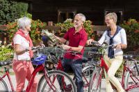 Radfahren - Vital-Hotel Jagdhof / Bildquelle: Johannesbad Hotels