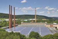 KAHLA  Photovoltaikanlage Solar Power Plant / Bildquelle: KAHLA/Thüringen Porzellan GmbH