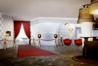 So wird die Lobby im Kameha Grand Zürich aussehen / Bildquelle: Kameha Grand Zürich
