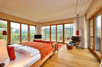 Für zufriedene Hotelgäste: Kampmann Bodenkanalheizungen sorgen für ideales Raumklima im Schloss Elmau Retreat.  Bildnachweise: Foto: Kampmann