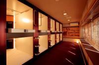 Das Kapselhotel Nadeshiko Hotel Shibuya ist nur für Frauen / Bildquelle: © Nadeshiko Hotel Shibuya