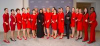 Kempinski Ladies in Red im Hotel Adlon Kempinski Berlin; Bildrechte Kempinski