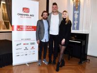 Costantino Carrara, Fabian Narkus, Nicole Cross v.l.n.r. / Bildquelle: Hotel Atlantic Kempinski Hamburg