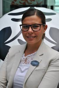 Leila Abdul-Razzak; Fotocredit: Kameha Grand Bonn