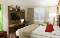 Rendering Zimmerbild Leonardo Hotel in Bad Kreuznach; (c) NEUDAHM Interior Design