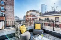 Dachterrasse NYX Milan / Bildquelle: © Leonardo Hotels