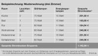 Ab 1. September werden konventionelle, klare Glühlampen ab 75 Watt vom Markt genommen. (Grafik: licht.de)