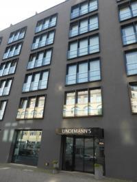 Eingangsbereich Lindemanns-Hotel Berlin Potsdamer Str. / Bildquelle: Alle Hotelier.de