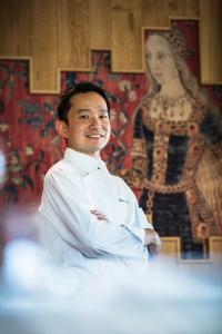 Shoro ITO Chef Cuisinier Loiseau des Sens @MatthieuCellard