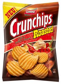 Crunchips Roasted Chili / Bildquelle: The Lorenz Bahlsen Snack-World GmbH & Co KG Germany