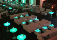 Loungekonzept LED-Mobiliar (Hotel Gastronomie Möbel) / Bildquelle: Loungekonzept GmbH & Co. KG