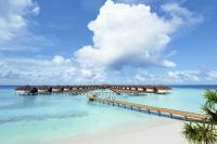 Die Wasserbungalows im ROBINSON Club Maldives, alle Bilder TUI Deutschland gmbH