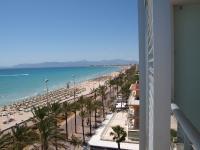 Die Carretra Arenal bzw. der Radweg von Arenal nach Palma de Mallorca / Bildquelle: Sascha Brenning - Hotelier.de
