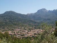 Sóller im Nordwesten von Mallorca
