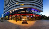 Marriott World Conference Hotel Bonn Eingang / Bildquelle: Marriott World Conference Hotel Bonn