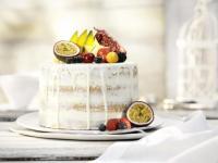 Trend-Torte NakedCake / Bildquelle: Martin Braun Backmittel und Essenzen KG