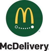 Logo McDelivery / Bildquelle: McDonald's Deutschland LLC