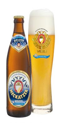 Weizen alkoholfrei von Meckatzer Löwenbräu; Bildquelle Meckatzer Löwenbräu