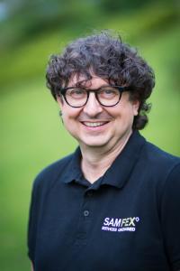 Alexander Melle, Gründer und Visionär von SAMFEX / Bildquelle: © Mellex AG