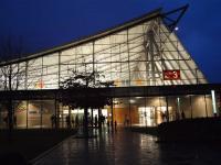 Die Halle 3 auf dem Gelände der Messe Stuttgart / Bildquelle: Sascha Brenning - Hotelier.de