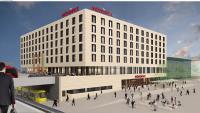 Mövenpick Hotel Stuttgart II / Visualisierung: M55 Services Limited, München
