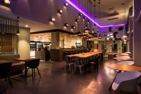 Café des Moxy Mailand Malpensa / ©Moxy Hotels