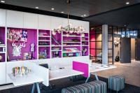 Living Room #ATTHEMOXY / © Moxy Hotels