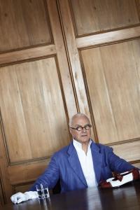David Hughes, July 2016: Mr. Manolo Blahnik