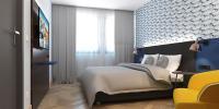 Zimmerbeispiel vom niu Hotel Kiel / Bildquelle: Novum Hotel Group