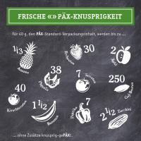 Revolution im Trockenfruchtmarkt - Knuspriges Obst und Gemüse