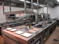 PALUX-Großküchentehnik für die Erlebnis-Hotels im Europa-Park; alle Bilder weigang-pro.de