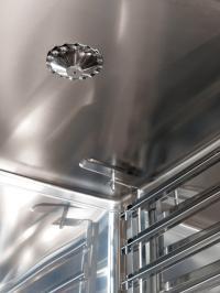 Das Reinigungssystem vom PALUX Touch 'n' Steam 2011 / Bildquelle: PALUX Aktiengesellschaft