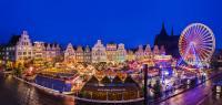 Rostock: Märchenhafter Weihnachtsmarkt an der Ostsee / Bildquelle: Großmarkt Rostock GmbH/ Thomas Ulrich